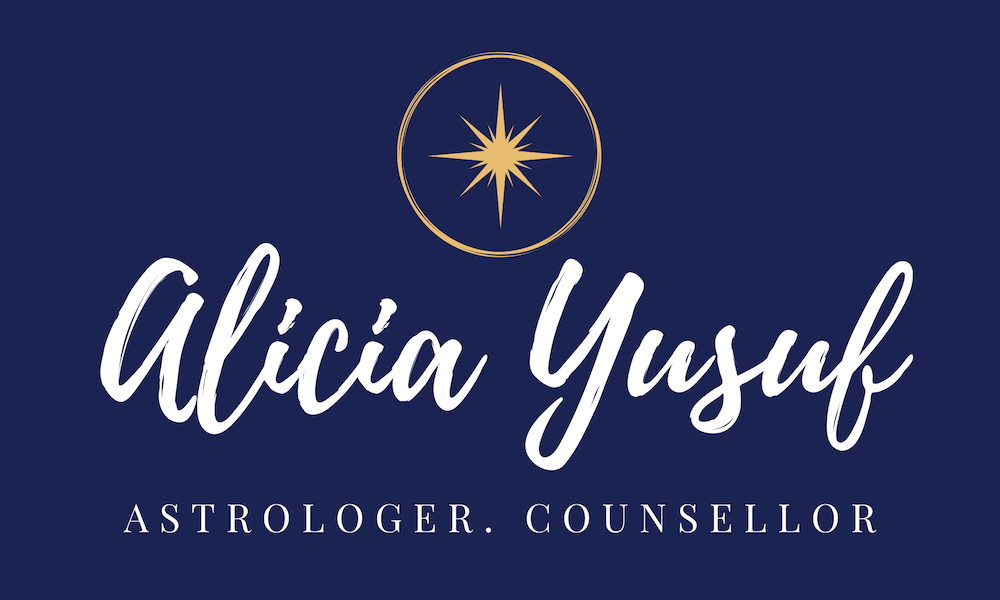 Alicia Yusuf - Astrologer. Counsellor.