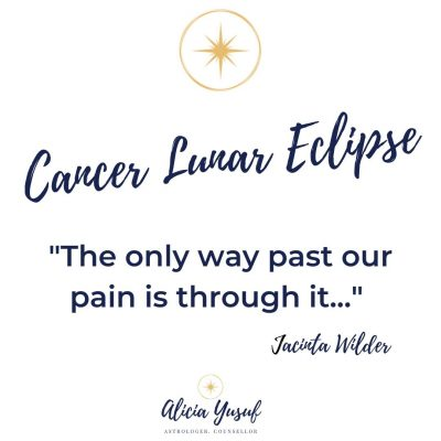 Lunar Eclipse in Cancer: Going on a feeling hunt