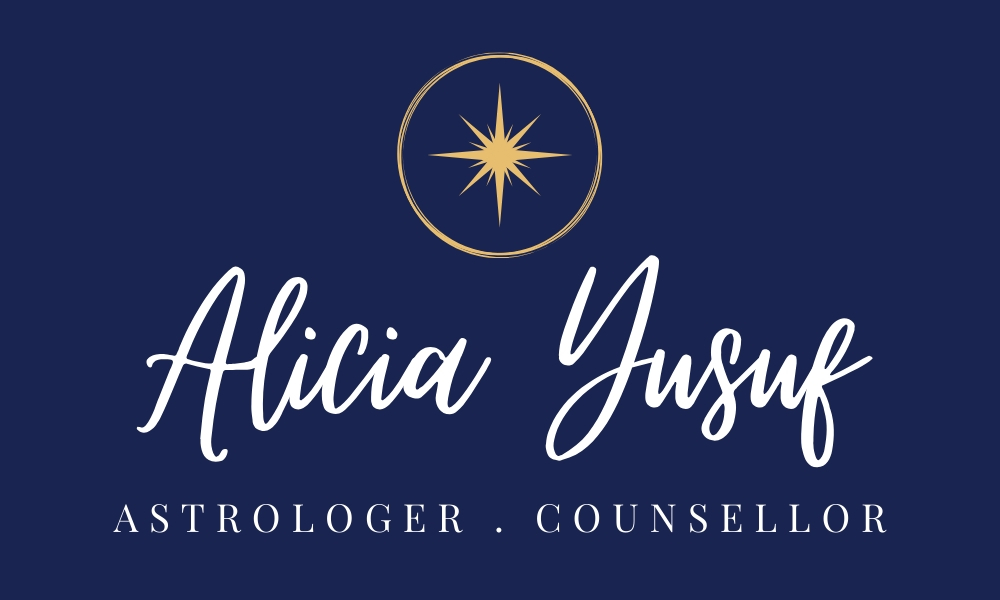 Alicia Yusuf - Astrologer. Counsellor.