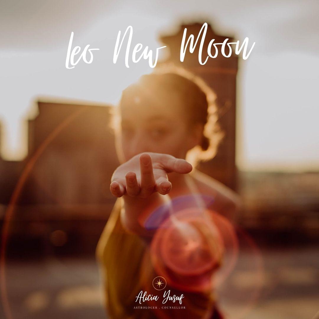 2021 New Moon in Leo